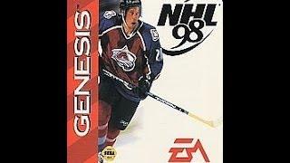 NHL 98 (Sega Genesis)