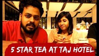 Tea At Taj Hotel, Mumbai | Shamiana Taj | Gateway Of India | Anshul Sharma