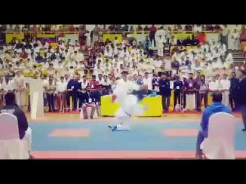UAE Open Karate Championship 2017 - Match