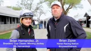 2017 Kentucky Derby Trail: Brian Hernandez, Jr., McCraken & Girvin