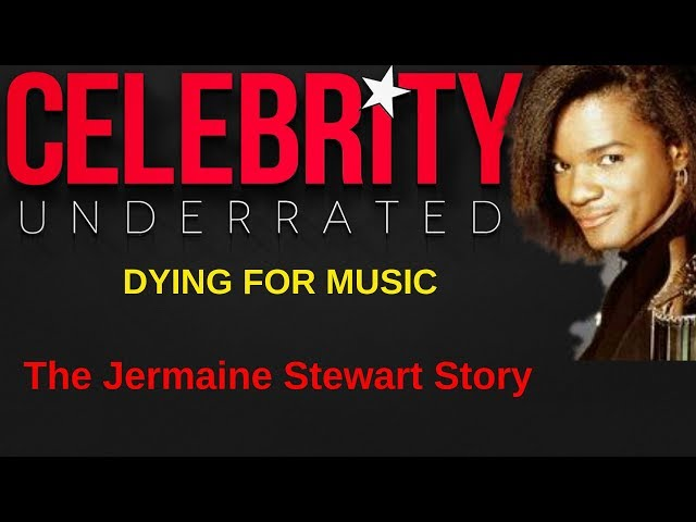 Dying For Music - The Jermaine Stewart Story