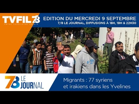 7/8 Le journal – Edition du mercredi 9 septembre 2015