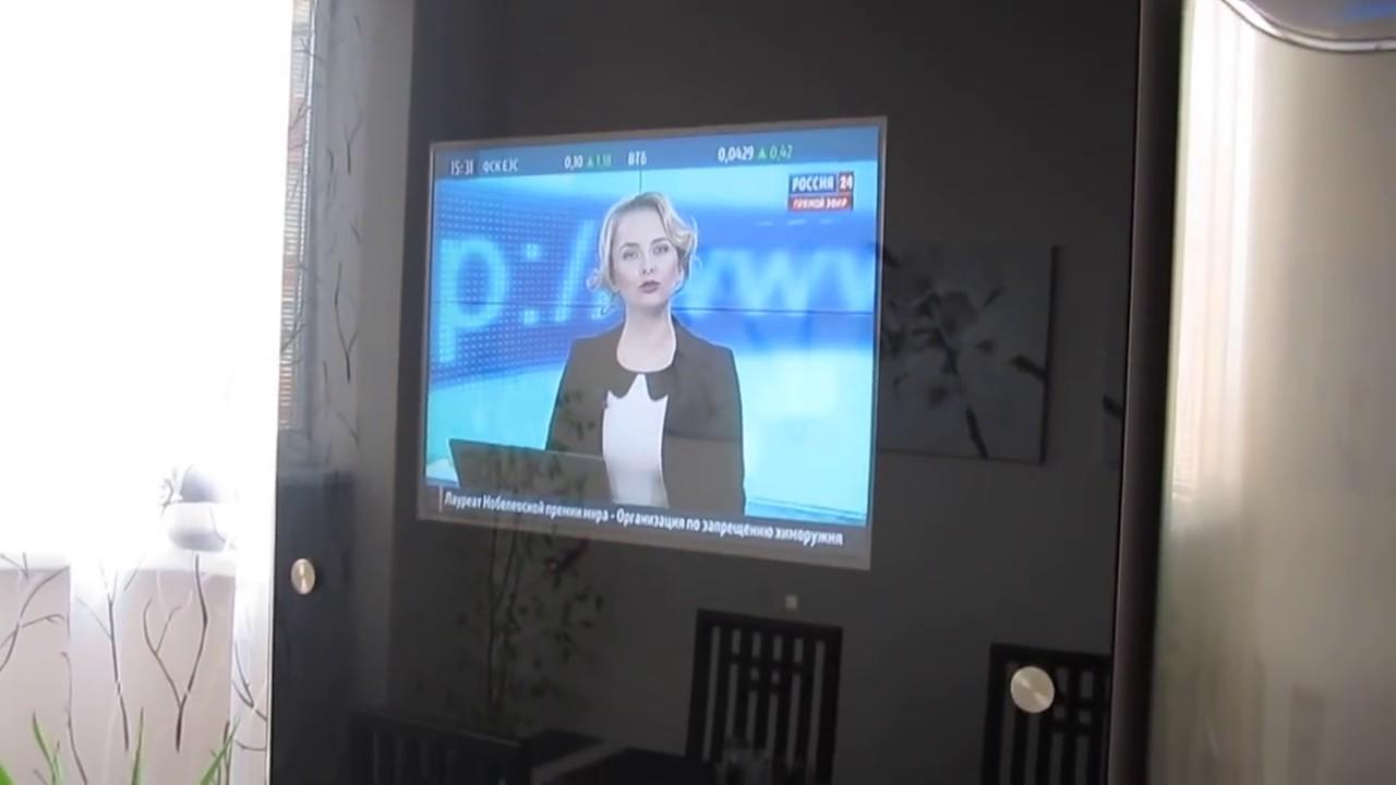 фото шкаф под телевизор
