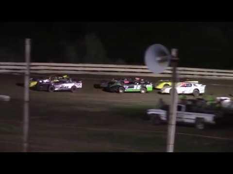 Hummingbird Speedway (9-1-18): Cypress Clock & Gift Shop Street Stock Feature