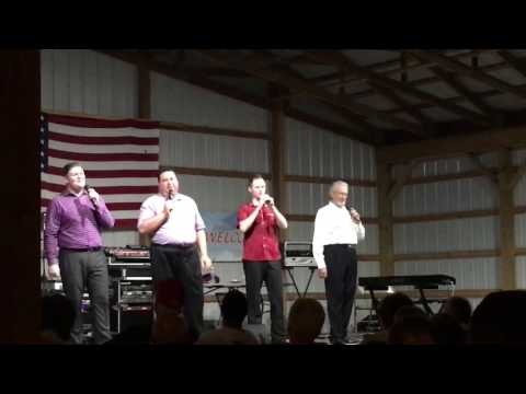 Dixie Melody Boys w/ Aaron Swain - Antioch Church Choir