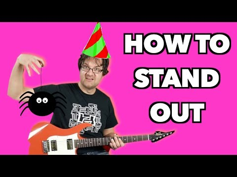 Make Your Guitar Playing Stand Out