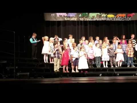 Gavin's Kindergarten Concert Interrupted By Tornado