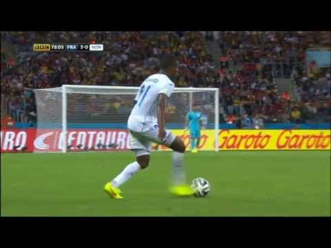 France Honduras 2014 World Cup Full Game BBC