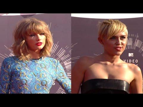 Miley Cyrus Slams Taylor Swift's 'Bad Blood' Music Video
