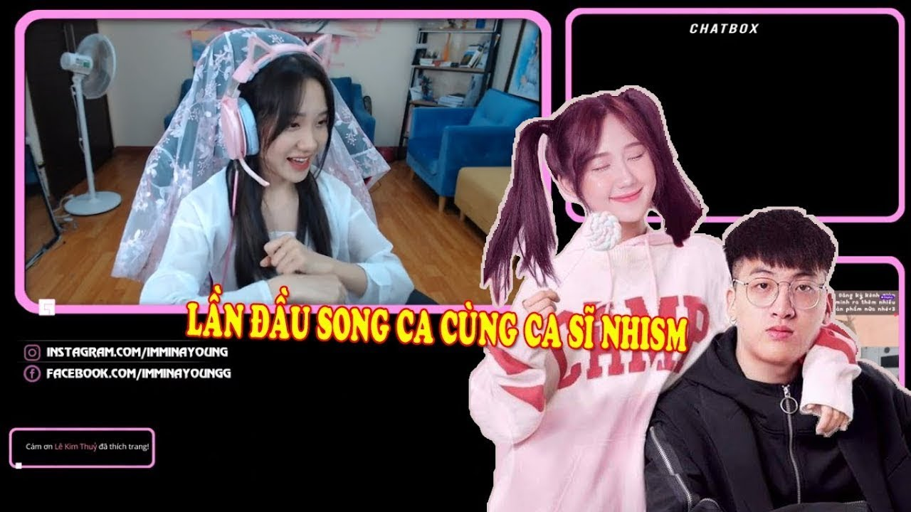 Tình Đắng Như Ly Cà Phê - Mina Young if Nhism Cover Version Rap | Refund Family