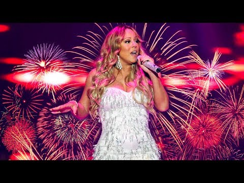 Mariah Carey SLAYS AIWFCIY & Auld Lang Syne LIVE: 2013 Gold Coast, Australia