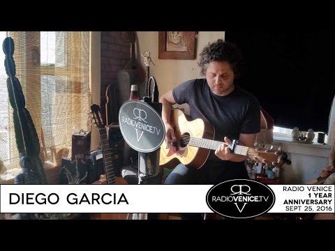 Diego Garcia | Radio Venice 1 Year Anniversary | September 25, 2016