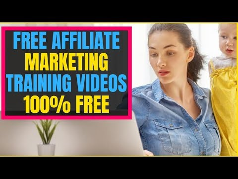 Free Affiliate Marketing Training Videos To Master Affiliate Marketing