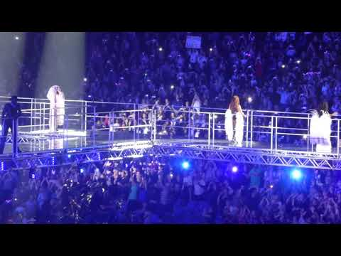 Little Mix - No More Sad Songs/ Your Love (HD) - O2 Arena - 26.10.17