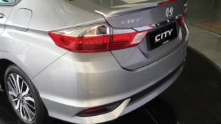 Honda City 2017 Malaysia