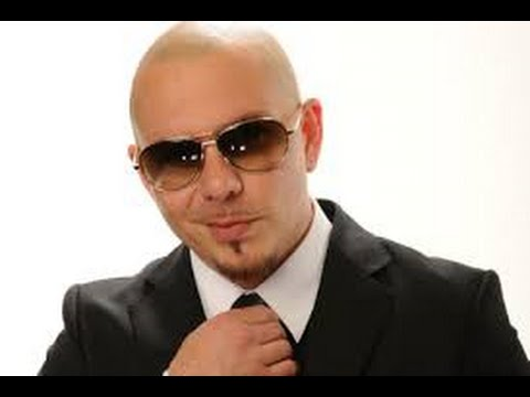 How to draw PitBull (Rapper)