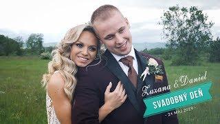 Zuzana a Daniel - Svadobný videoklip