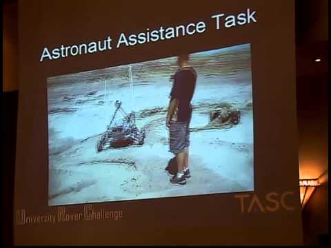 University Rover Challenge - Kevin Sloan - 14th International Mars Society Convention