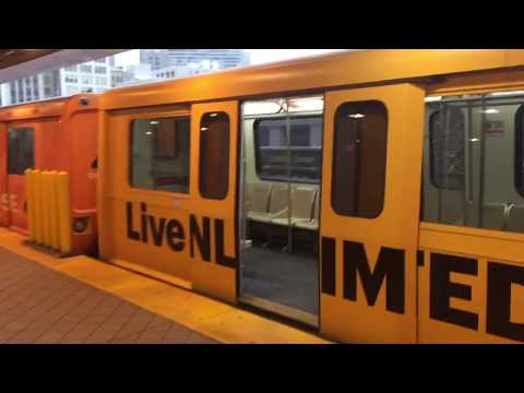 The People Mover: Detroit's Subway System