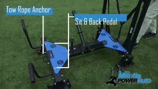 Power Sled For Functional Fitness Training