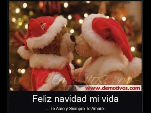 Feliz Navidad Mi Amor!!! - YouTube