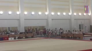 Астафьева Ольга - FX - CI