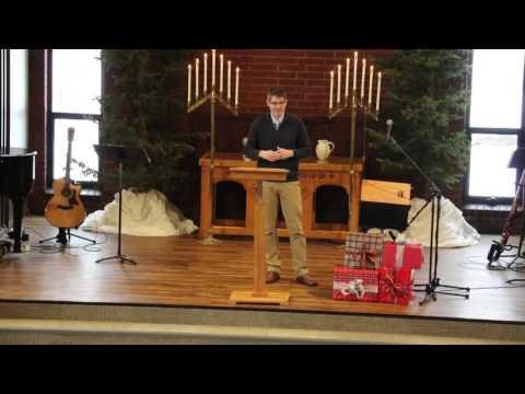 Love Unwrapped (Part 4) - Steve Watts 12/20/2015