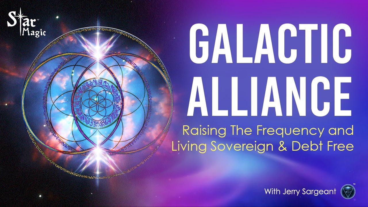 Galactic ALLIANCE. Living SOVEREIGN & Debt Free, Arrests, Birth Certificates, E.T's & A