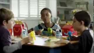 БЕН 10 Бен Тен Инопланетная Сверхсила (Мультфильм) Игрушки из Хэппи Мил + Флинстоуны