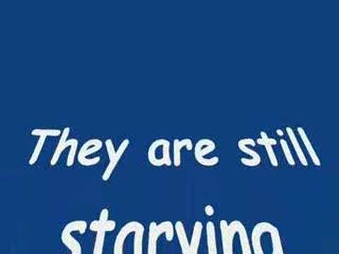 Starving People Of The World (mature subject matter!)