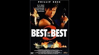 Best of the best 3 1995 trailer Vf vhs Pathé Philip Rhee