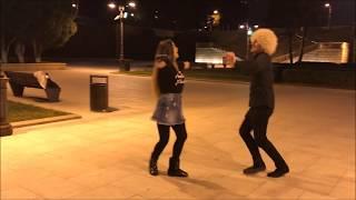 Девушка Лучше Танцует Чеченскую Лезгинку 2018 ALISHKA ELVIN Новая Чеченская песня