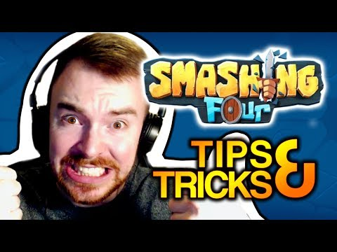 SMASHING FOUR - Top 5 Tips & Tricks on how to improve!! [English]