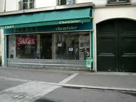 BLERET -- Men's Clothing in Saint-Denis, France (Cheaper Than Paris!)
