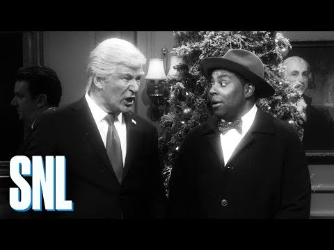Its a Wonderful Trump Cold Open - SNL