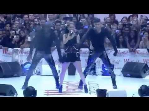 Nicole Scherzinger - Don't Cha Live at Westfield Stratford City