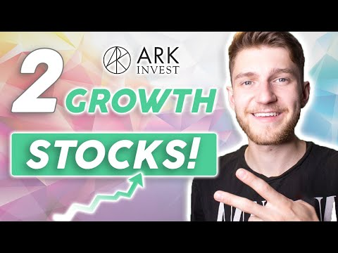2 Growth Stocks ARK is HEAVILY Buying 2021 - Stock Investing