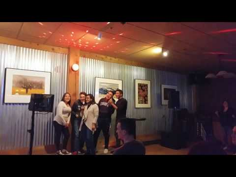 Tu Cárcel- Enanitos Verdes karaoke in Sonoma