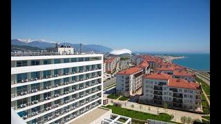 Radisson Blu Resort Congress Centre 5 Адлер Россия обзор отеля территория