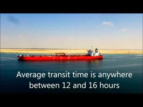 Suez Canal Transit - Captaincruising.net