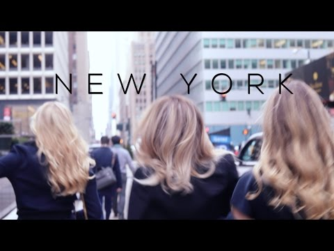 NEW YORK WITH THE GIRLS | CLOSING WEEK OF WALDORF ASTORIA