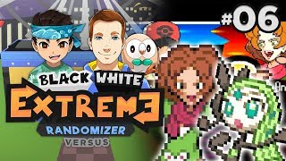 Game machine broke - pokémon black & white extreme randomizer nuzlocke versus w/ supra! episode 6