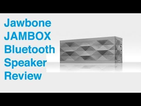 Jawbone Jambox Bluetooth Speaker Review
