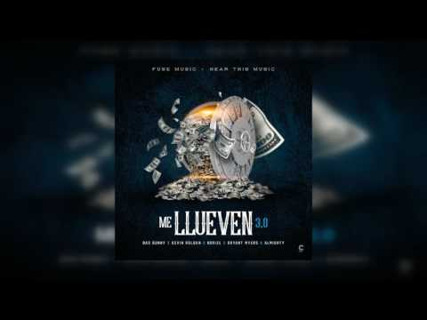 Me Llueven 3.0 - Bad Bunny Ft Kevin Roldan, Noriel, Bryant Myers Y Almighty (Offcial Audio)