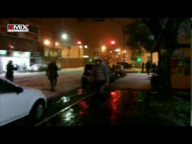 Há sete anos, nevava em Riomafra e região