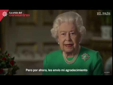 La Reina Isabel II Da Mensaje Por Coronavirus