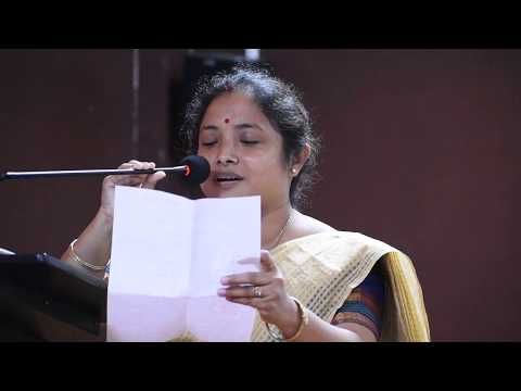 A beautiful poem recited by M. kalita mam( phy. dipt.)