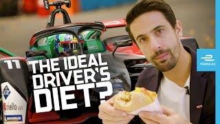 Gamechanger?! Lucas di Grassi Tries Vegan Burger At Lewis Hamiltons Restaurant
