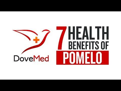 7 Health Benefits Of Pomelo
