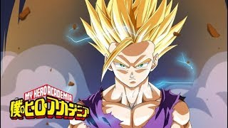 'You Say Run' Goes with Everything - Gohan Turns SSJ2